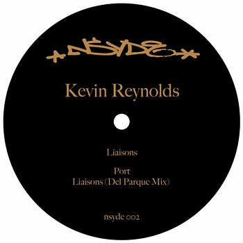 Cover art - Kevin Reynolds: Liaisons