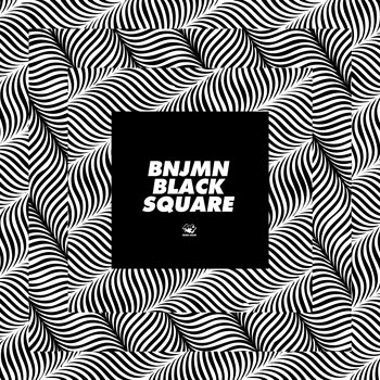 Cover art - Bnjmn: Black Square
