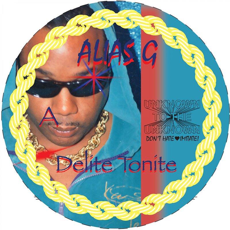 Cover art - Alias G: Delite Tonite