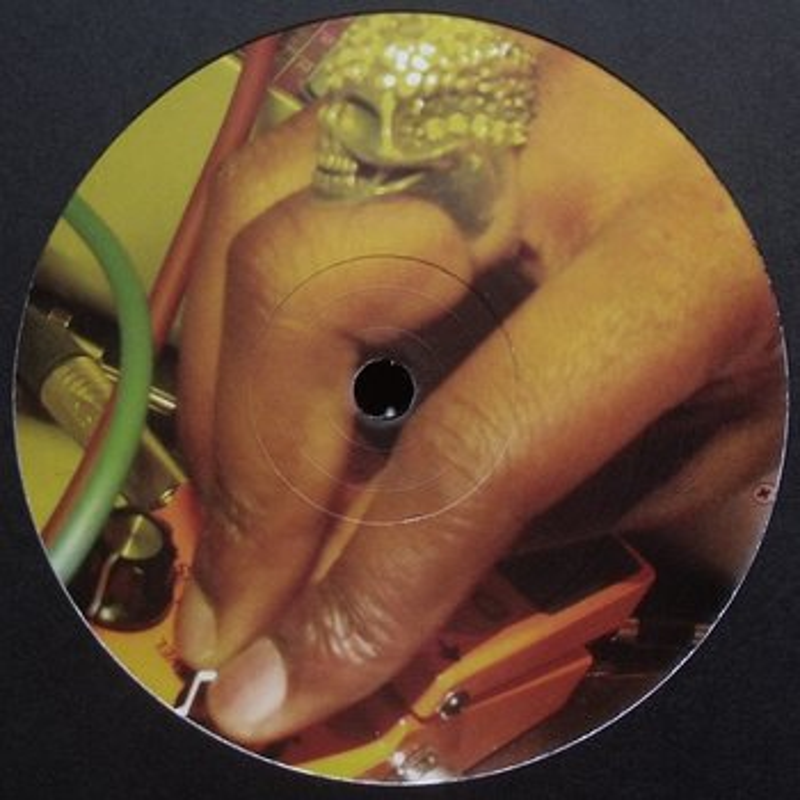 Cover art - Funkineven: Apron EP