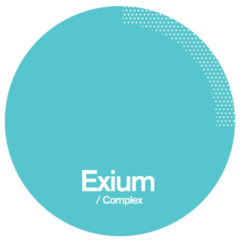 Cover art - Exium: Complex