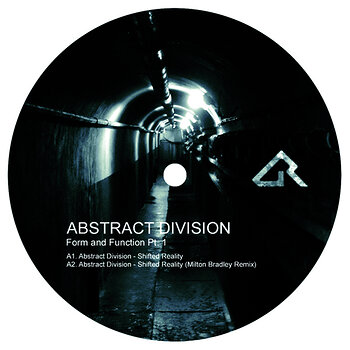 Cover art - Abstract Division: Form And Function Pt. 1