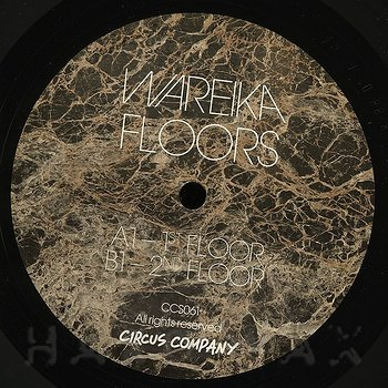 Cover art - Wareika: Floors