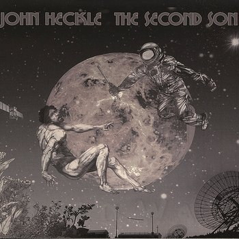 Cover art - John Heckle: The Second Son