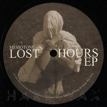 Cover art - Memotone: Lost Hours EP