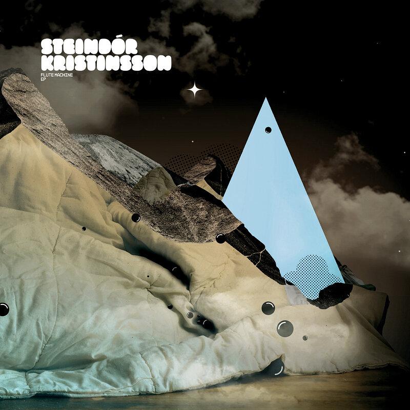 Cover art - Steindór Kristinsson: Flute Machine EP