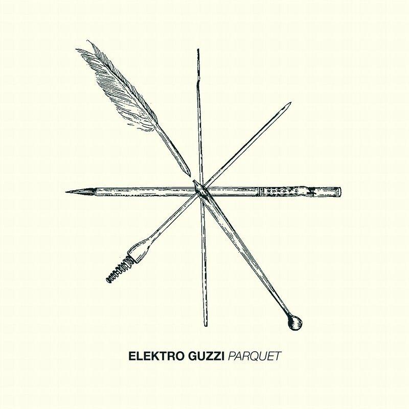 Cover art - Elektro Guzzi: Parquet