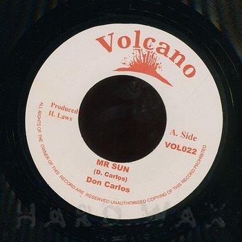 Cover art - Don Carlos: Mr Sun