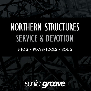Cover art - Northern Structures: Service & Devotion