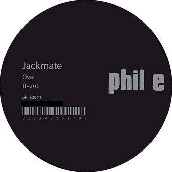 Cover art - Jackmate: Ωval