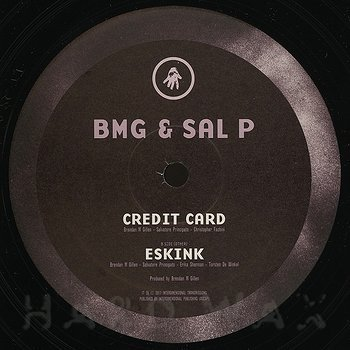 Cover art - BMG & Sal P: Credit Card