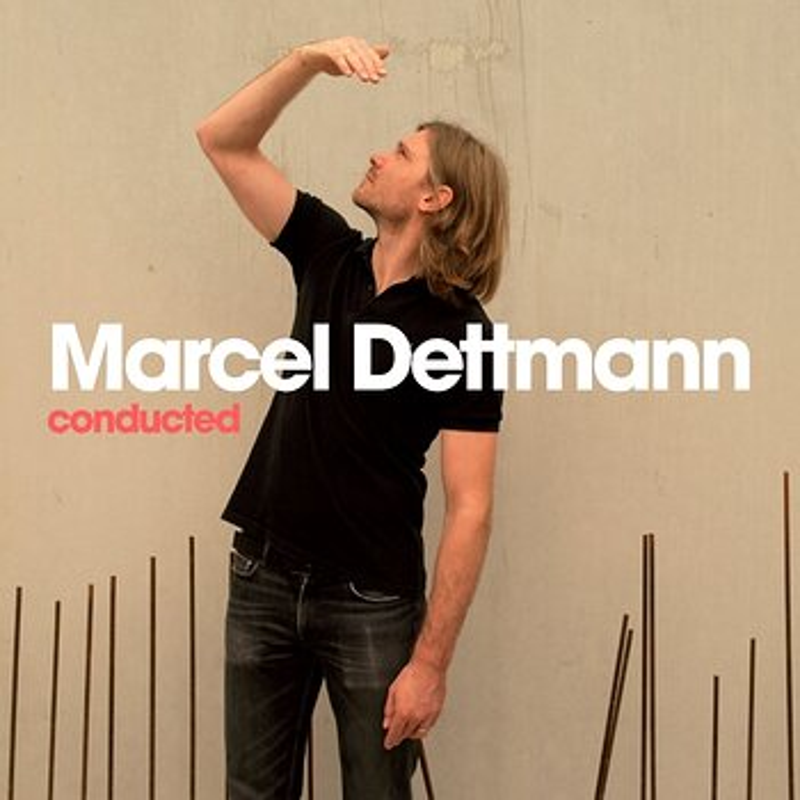 Cover art - Various Artists: Marcel Dettmann - Conducted