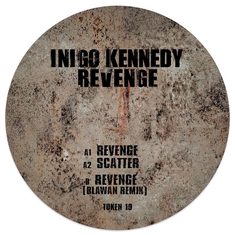 Cover art - Inigo Kennedy: Revenge