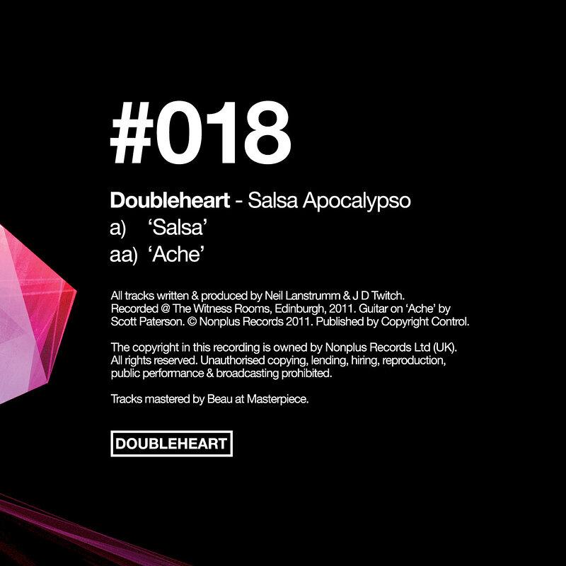 Cover art - Doubleheart: Salsa Apocalypto