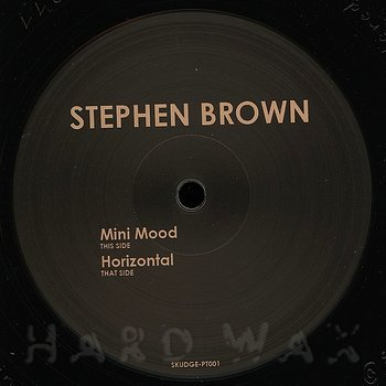Cover art - Stephen Brown: Mini Mood