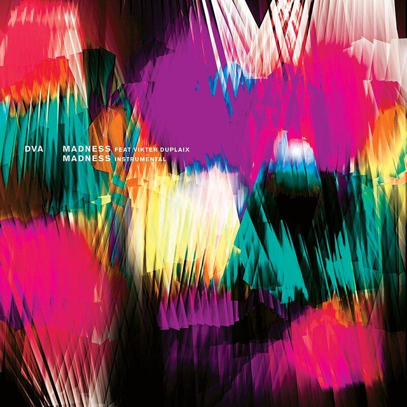 Cover art - DVA: Madness