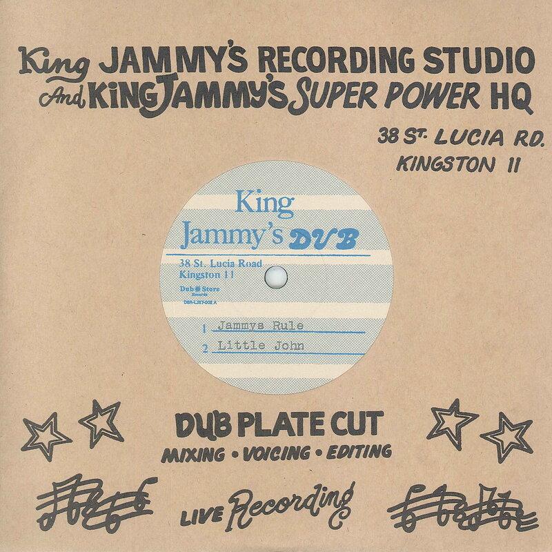 Cover art - Little John: Jammys Rule