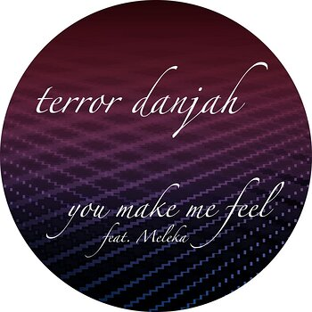 Cover art - Terror Danjah: You Make Me Feel