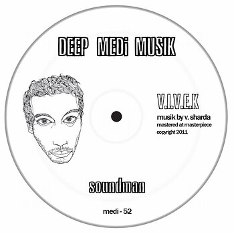 Cover art - V.I.V.E.K.: Soundman