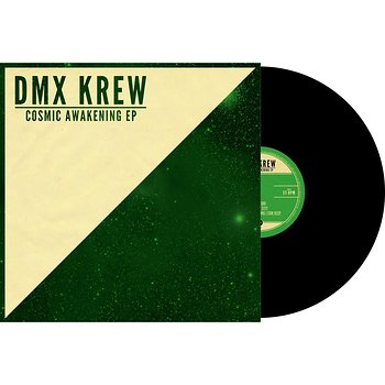 Cover art - DMX Krew: Cosmic Awakening EP