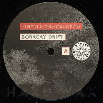 Cover art - Pinch & Shackleton: Boracay Drift