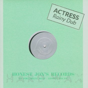 Cover art - Actress: Rainy Dub