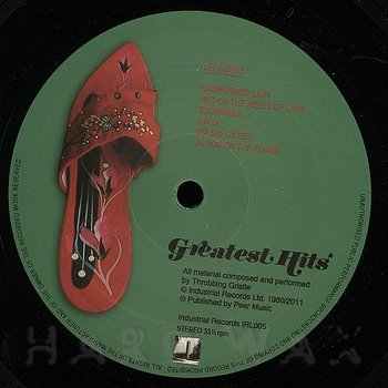Cover art - Throbbing Gristle: Greatest Hits - Entertainment Through Pain