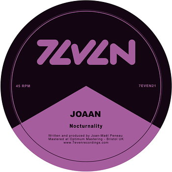 Cover art - Joaan: Nocturnality