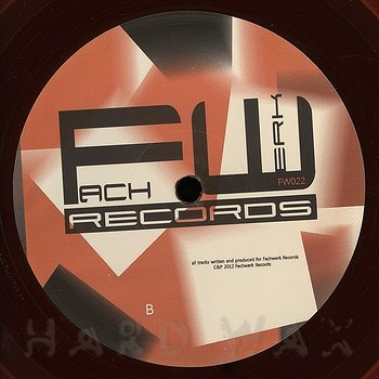Cover art - Various Artists: Fachwerk EP 1