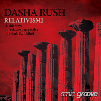 Cover art - Dasha Rush: Relativisimi