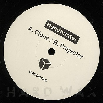 Cover art - Headhunter: Clone