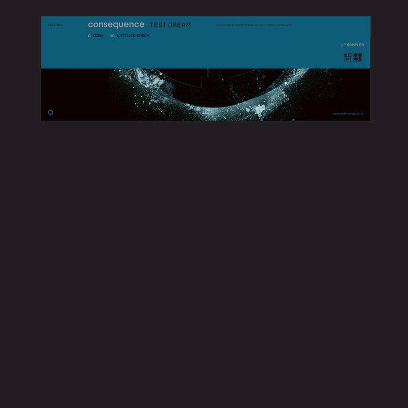 Cover art - Consequence: Test Dream LP Sampler