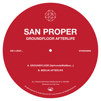 Cover art - San Proper: Groundfloor Afterlife