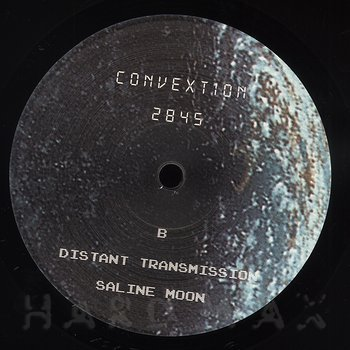 Cover art - Convextion: 2845