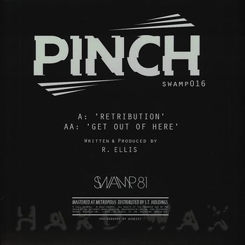 Cover art - Pinch: Retribution