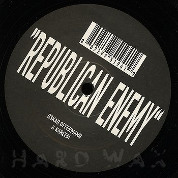 Cover art - Oskar Offermann & Kareen: Republican Enemy