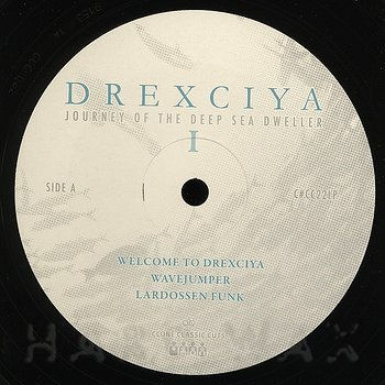 Cover art - Drexciya: Journey Of The Deep Sea Dweller I
