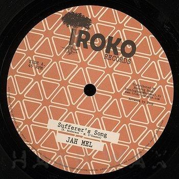 Cover art - Jah Mel: Sufferer's Song