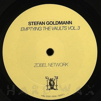 Cover art - Stefan Goldmann: Emptying The Vaults Vol. 3