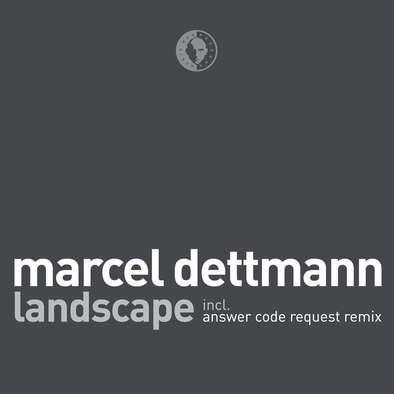 Cover art - Marcel Dettmann: Landscape