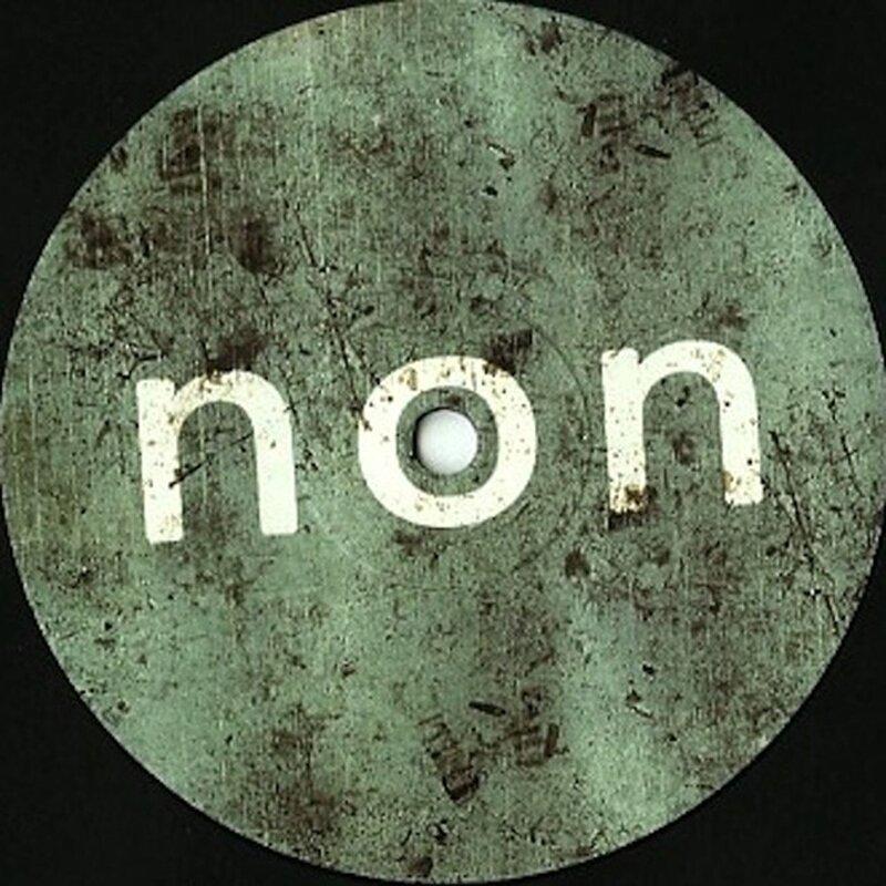 Cover art - Raffaele Attanasio: Black Bloc EP