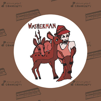 Cover art - Washerman: Basement Chord