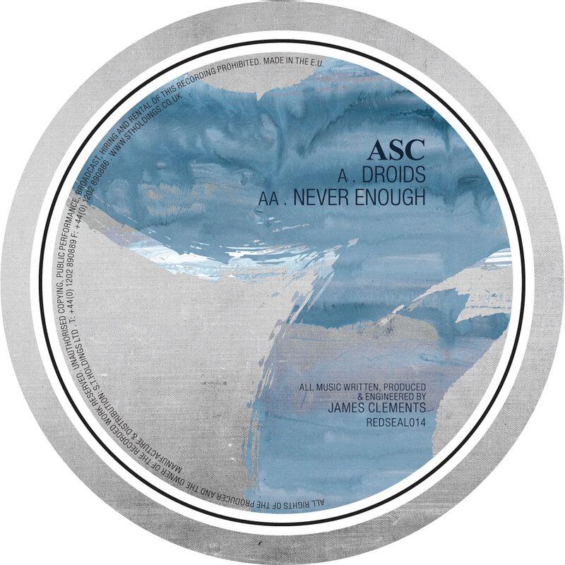 Cover art - ASC: Droids