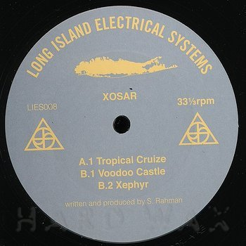 Cover art - Xosar: Tropical Cruize EP