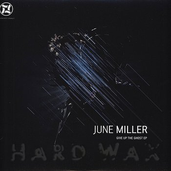 Cover art - June Miller: Give Up The Ghost EP