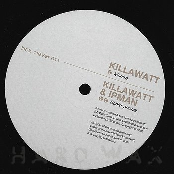 Cover art - Killawatt: Mantra
