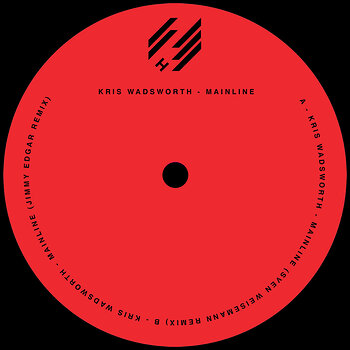 Cover art - Kris Wadsworth: Mainline Remixes