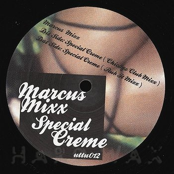 Cover art - Marcus Mixx: Special Creme