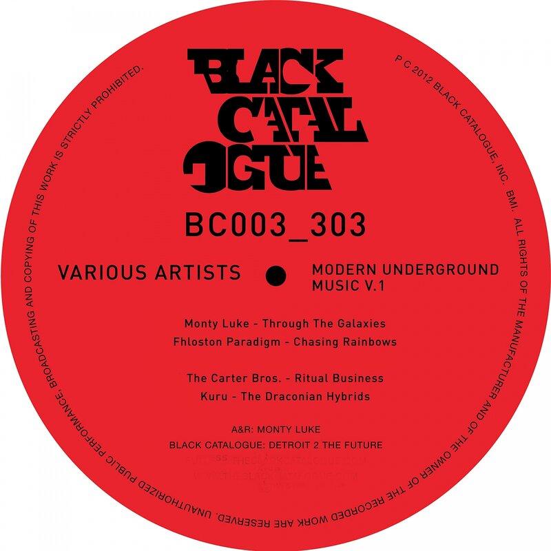Cover art - Various Artists: Modern Underground Music V1