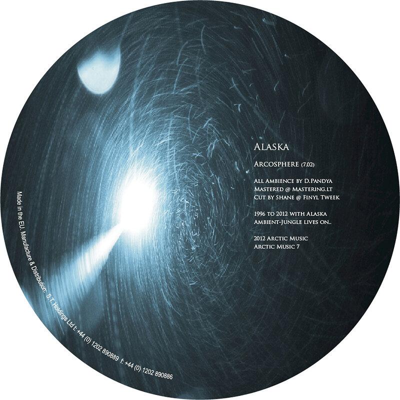 Cover art - Alaska: Arcosphere